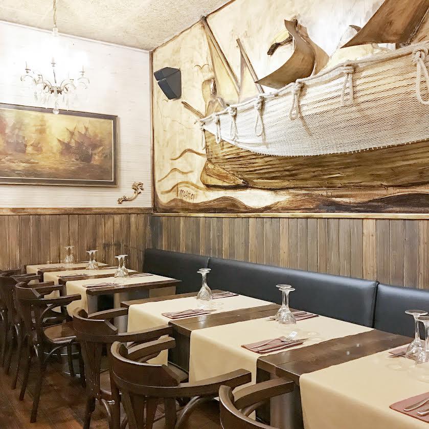 Colom Restaurant in Barcelona
