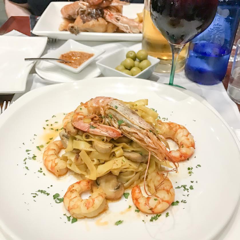Restaurante Ferran in Barcelona