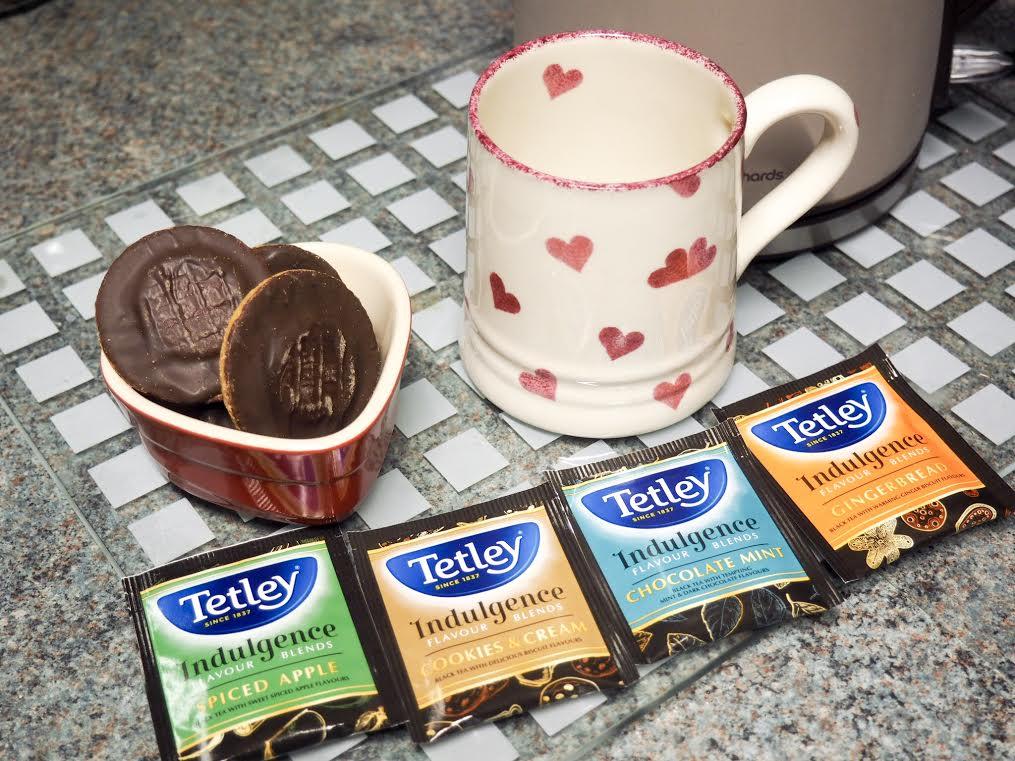 Tetley Indulgence Flavour Blends