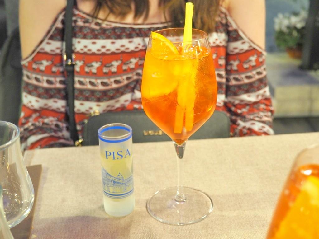 L'Europea Pisa cocktails