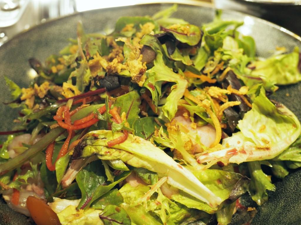 Pad Thai Salad Wagamama new menu