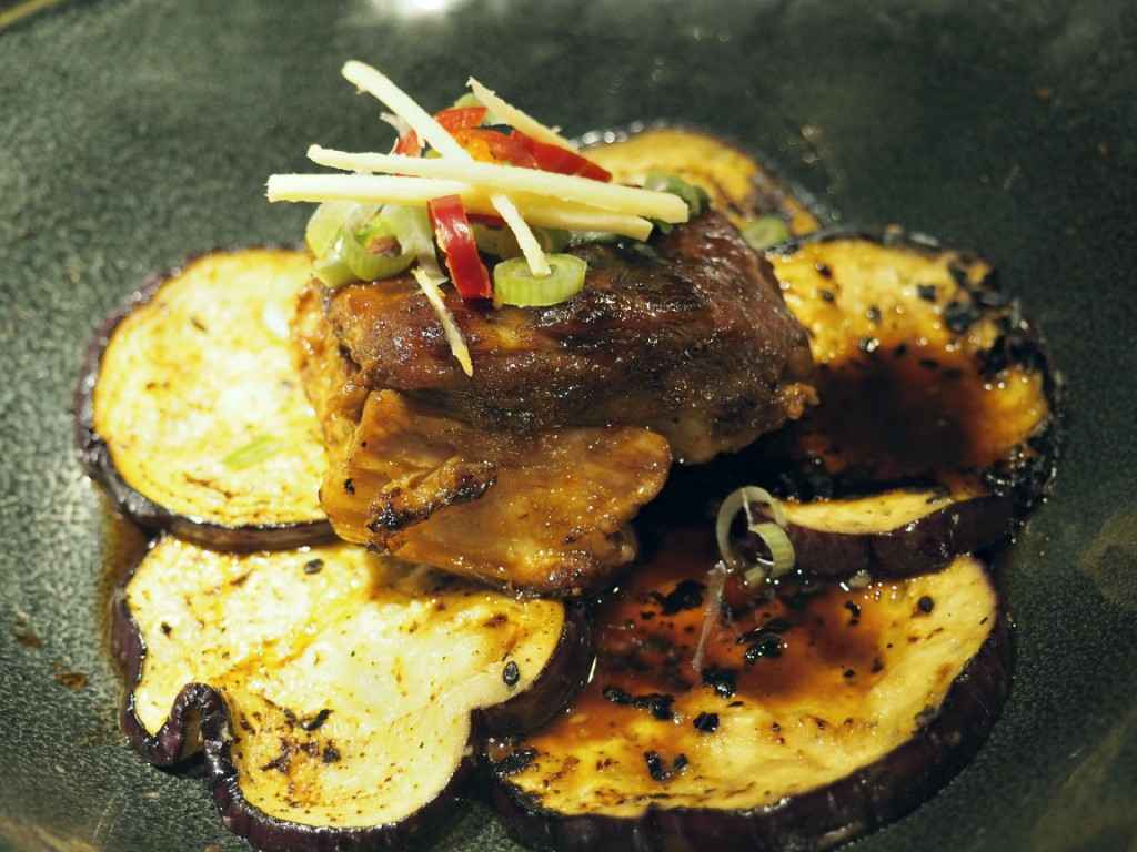 Sticky Pork Belly Wagamama new menu