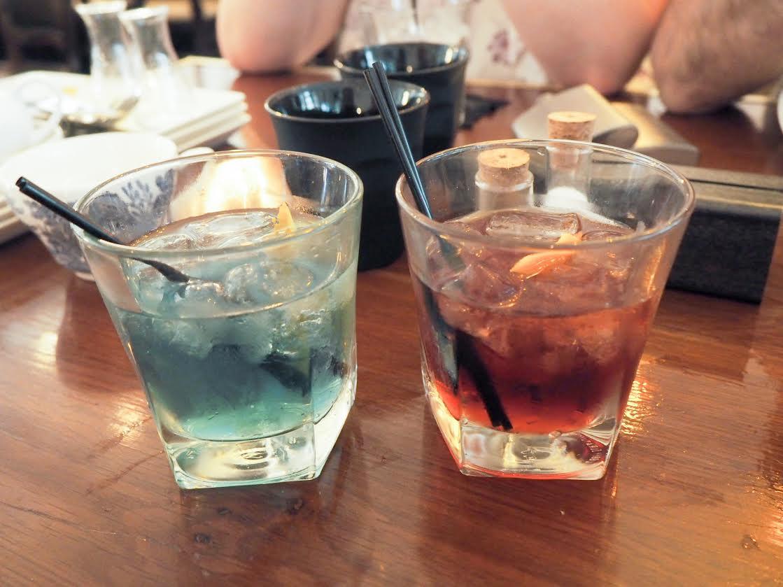 The Alchemist cocktails