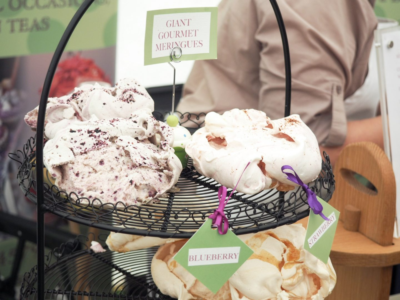 Cupcake Daisy gourmet meringues