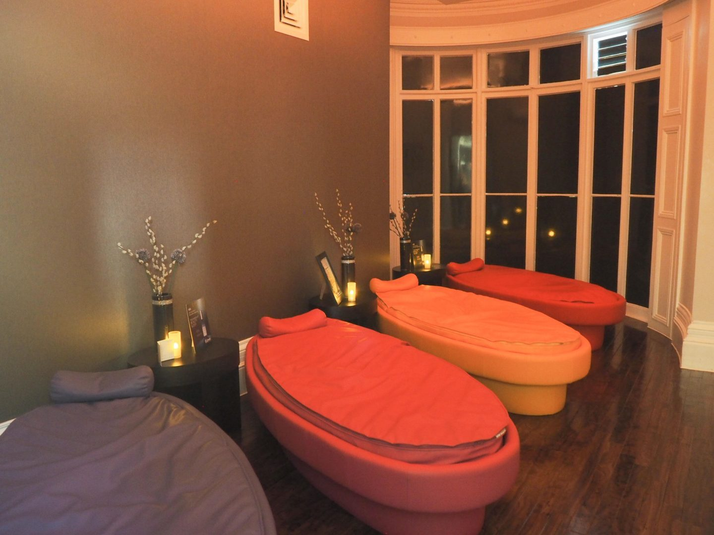 Kingsford Park Spa heated water beds