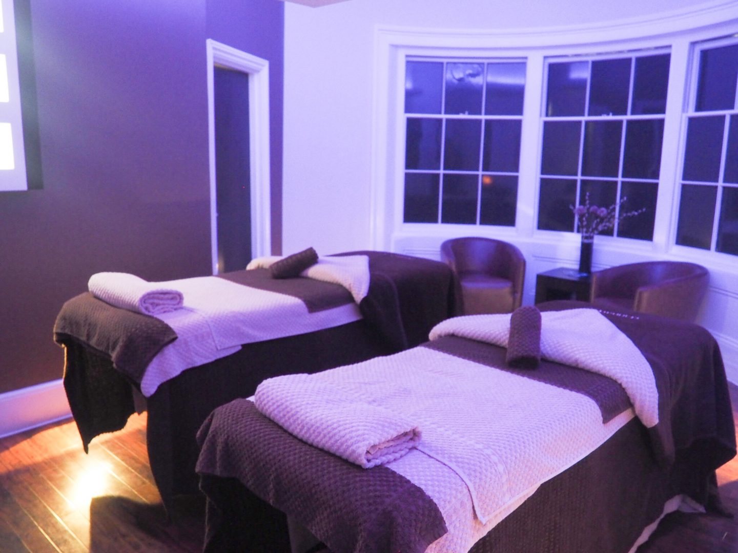 Kingsford Park Spa in Colchester new beauty rooms