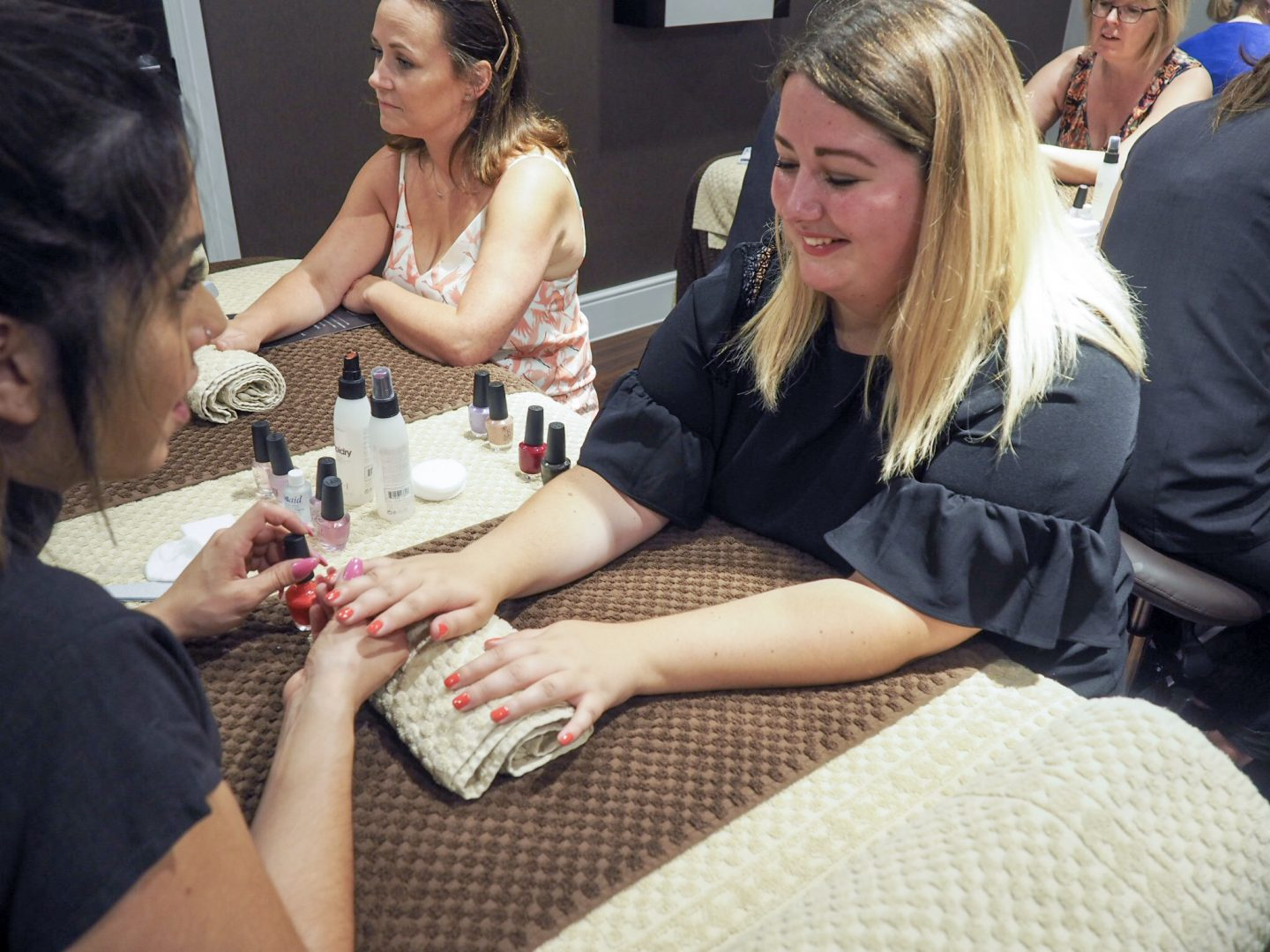 Kingsford Park spa manicures