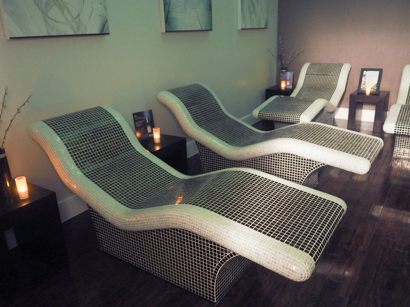 Kingsford Spa heated beds