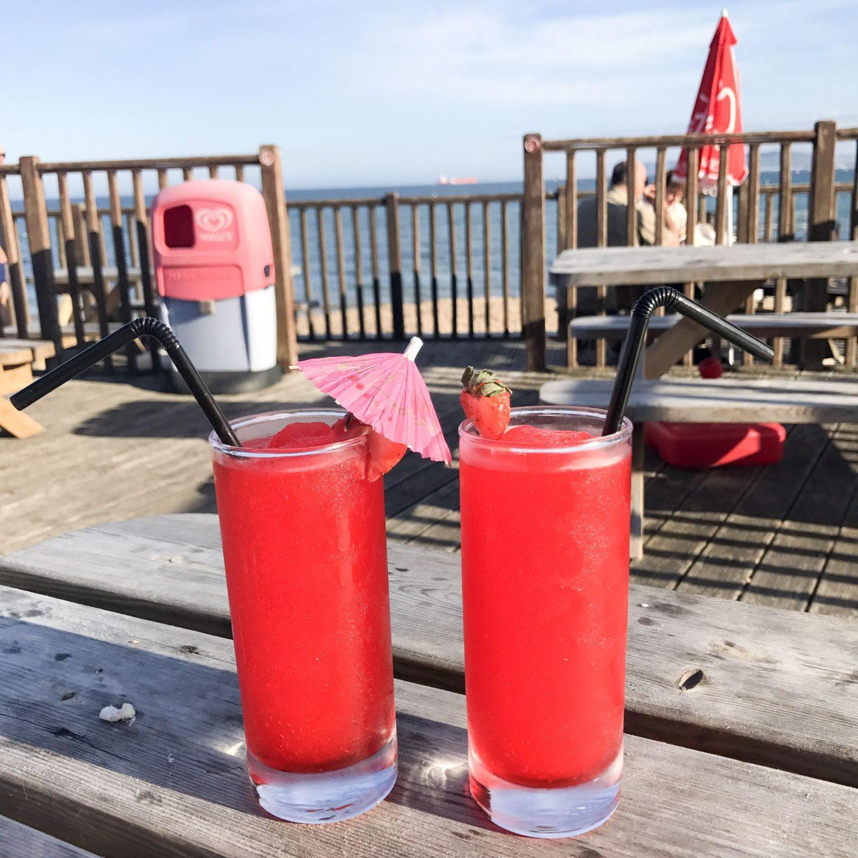 Weymouth beachside bar