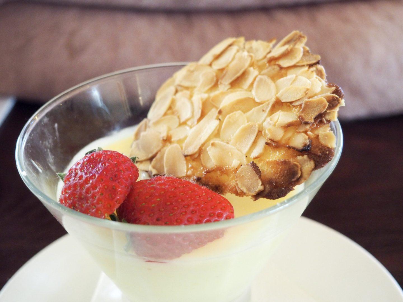 Cafe Rouge desserts