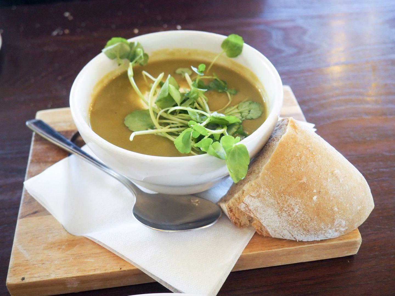 Cafe Rouge soupe de saison