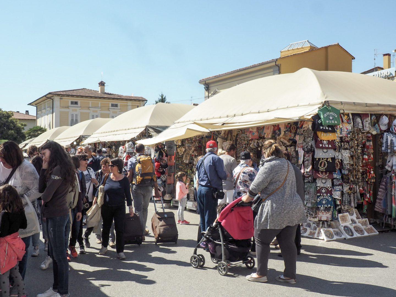 Pisa markets