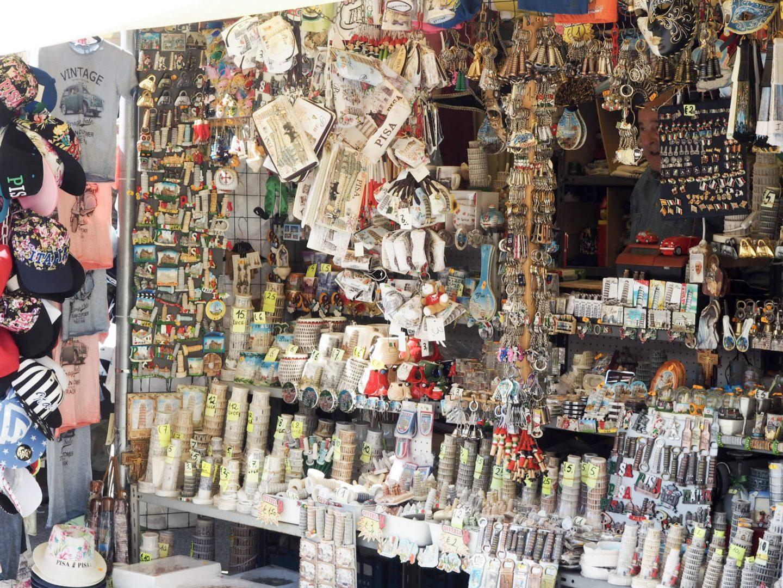 Pisa souvenirs