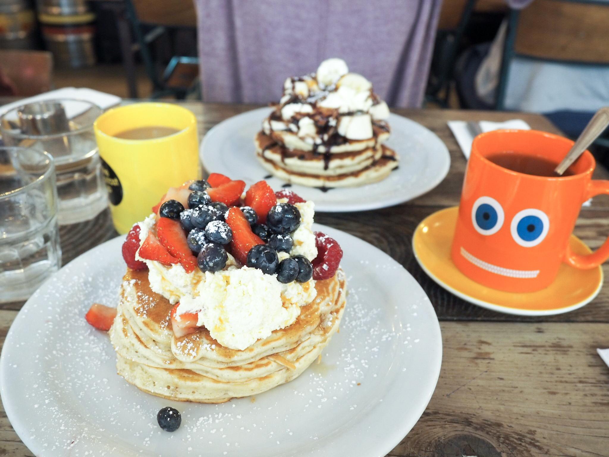 The Breakfast Club at Spitalfields
