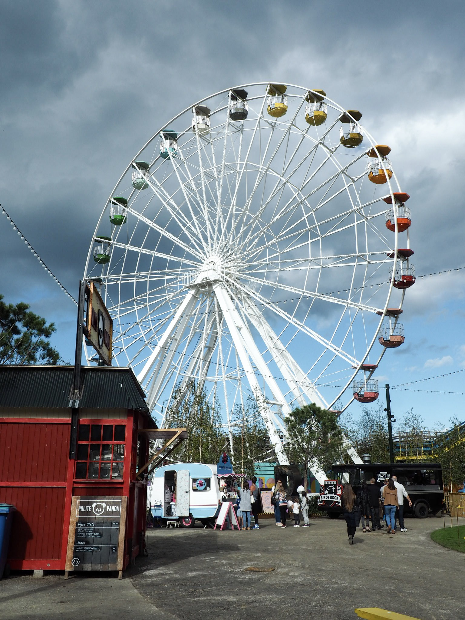 Big wheel at Dreamland