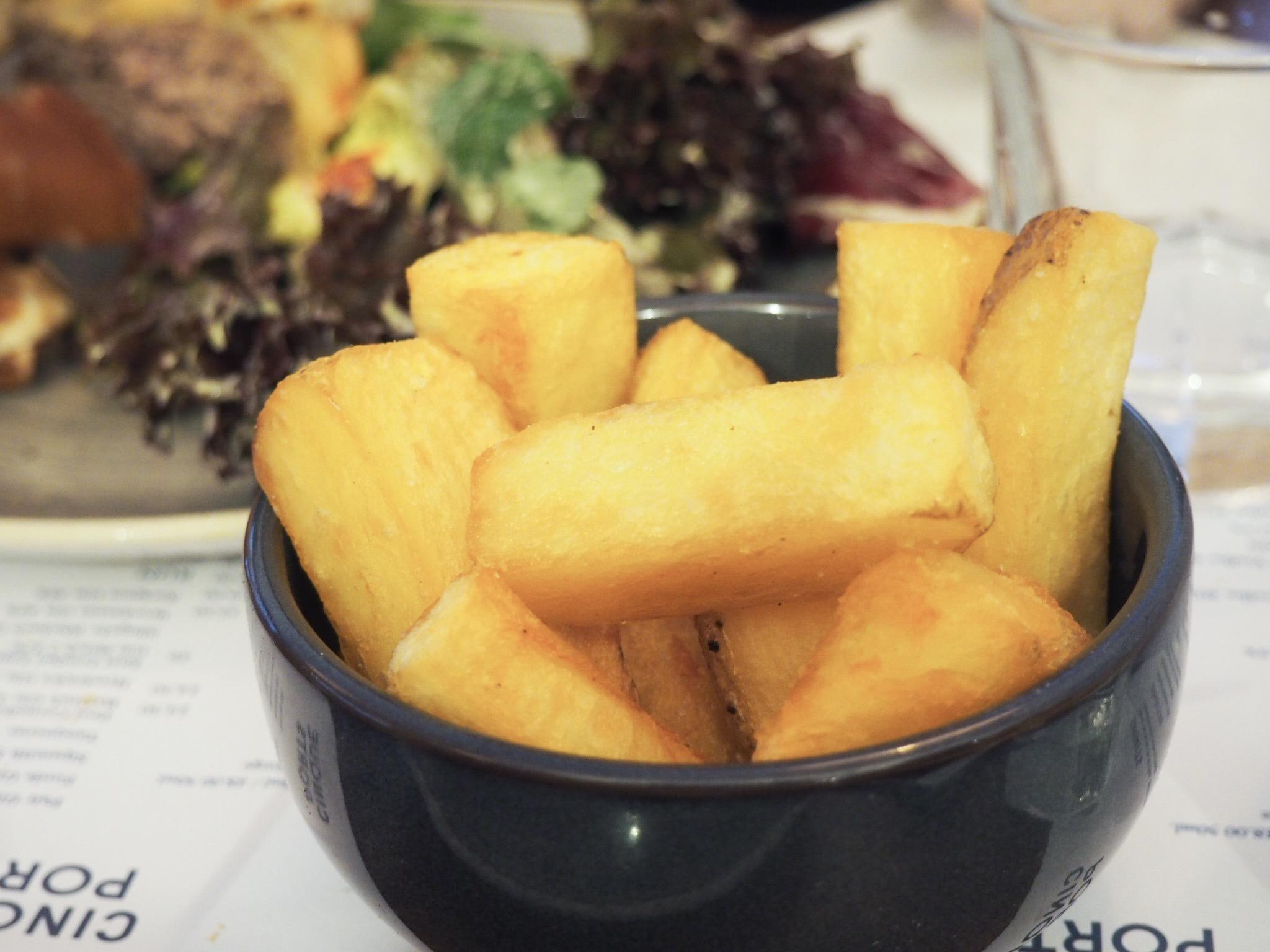 Cinque Ports chips