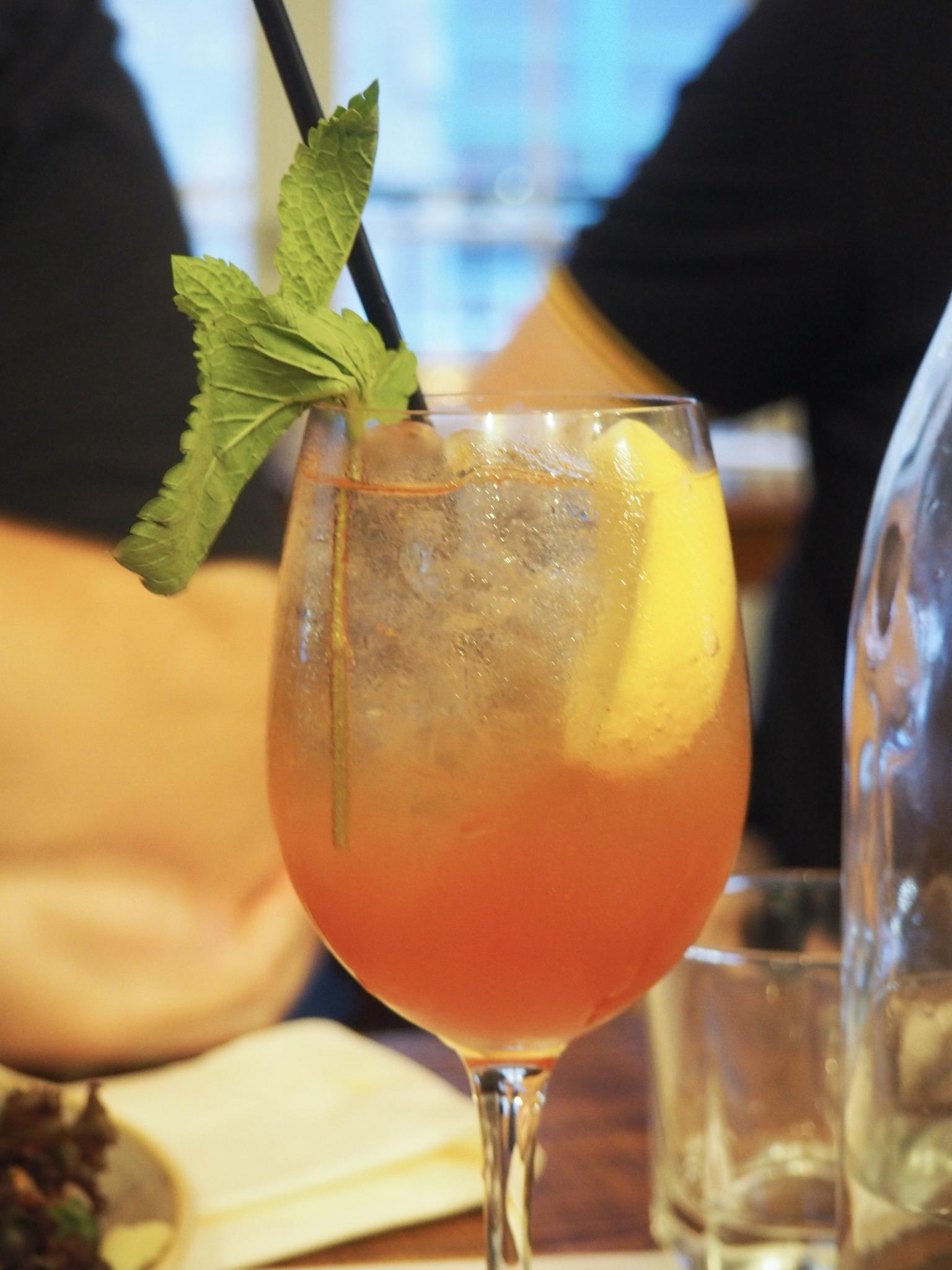 Cinque Ports cocktail