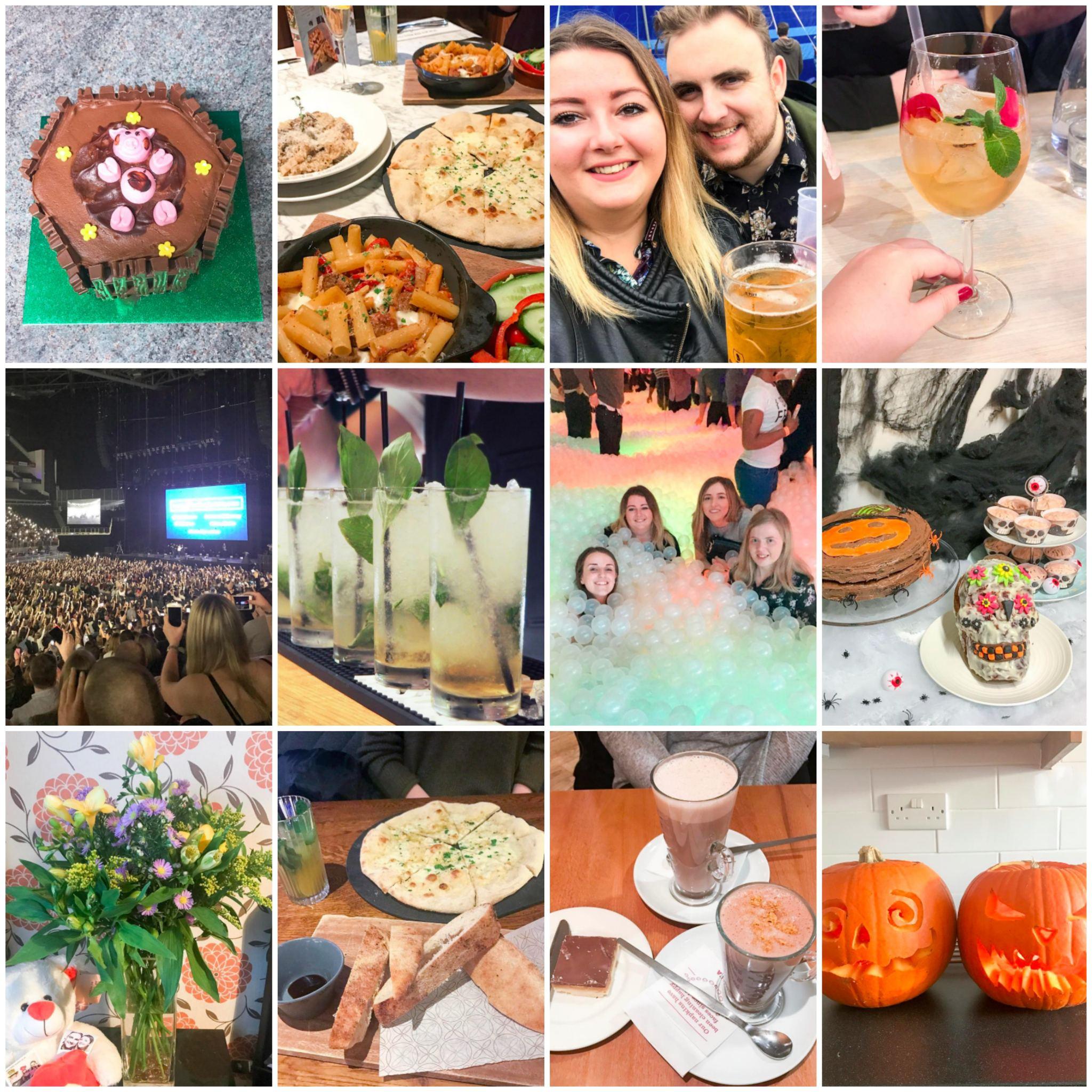 hannatalks october 2017 month in photos