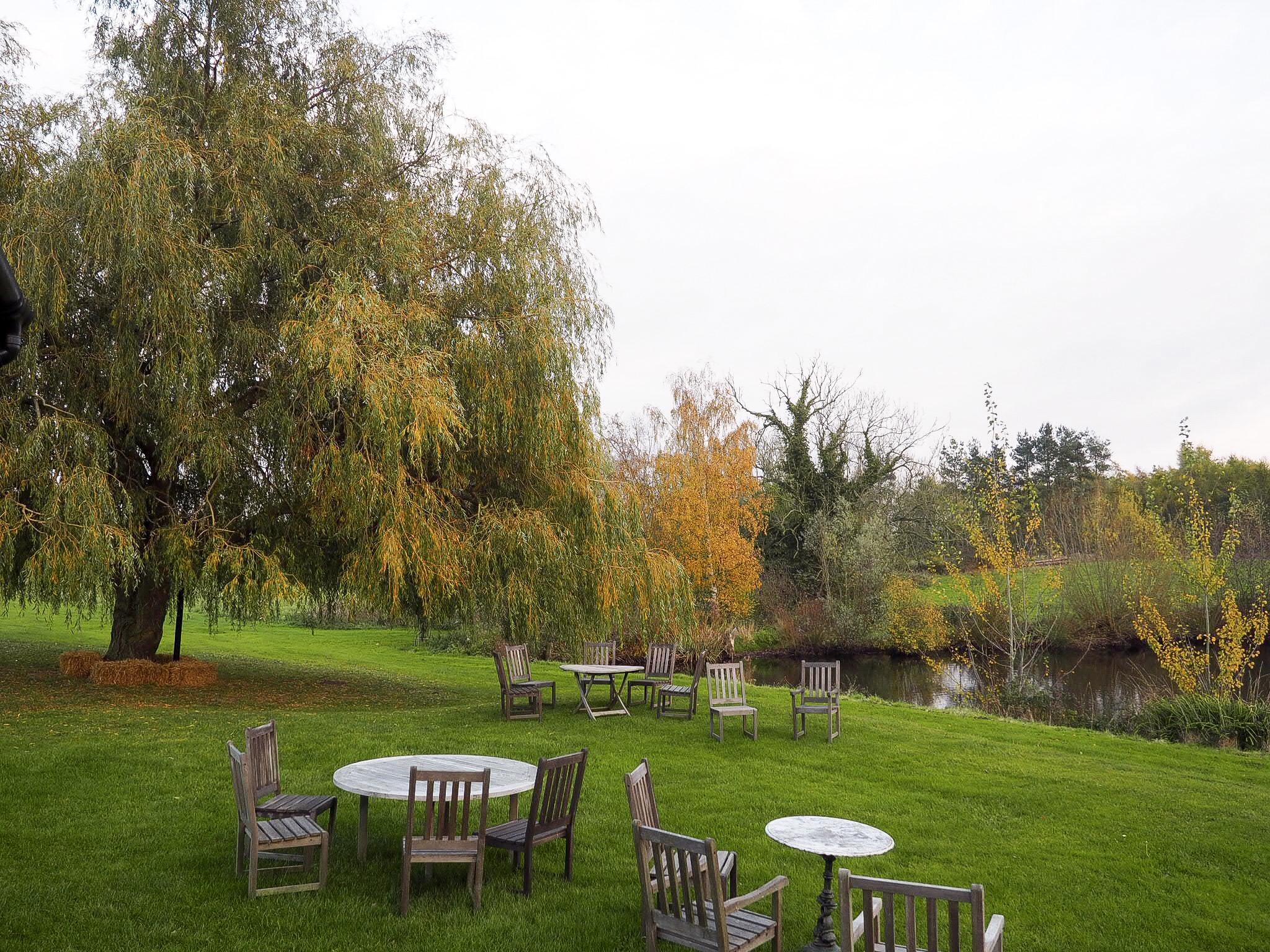 Dedham Vale Vineyard tours
