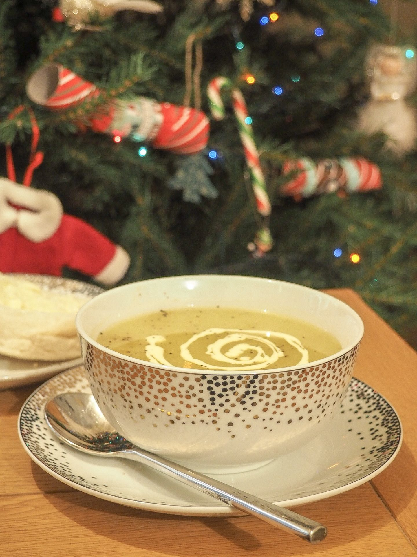 Potato and Leek Winter Soup