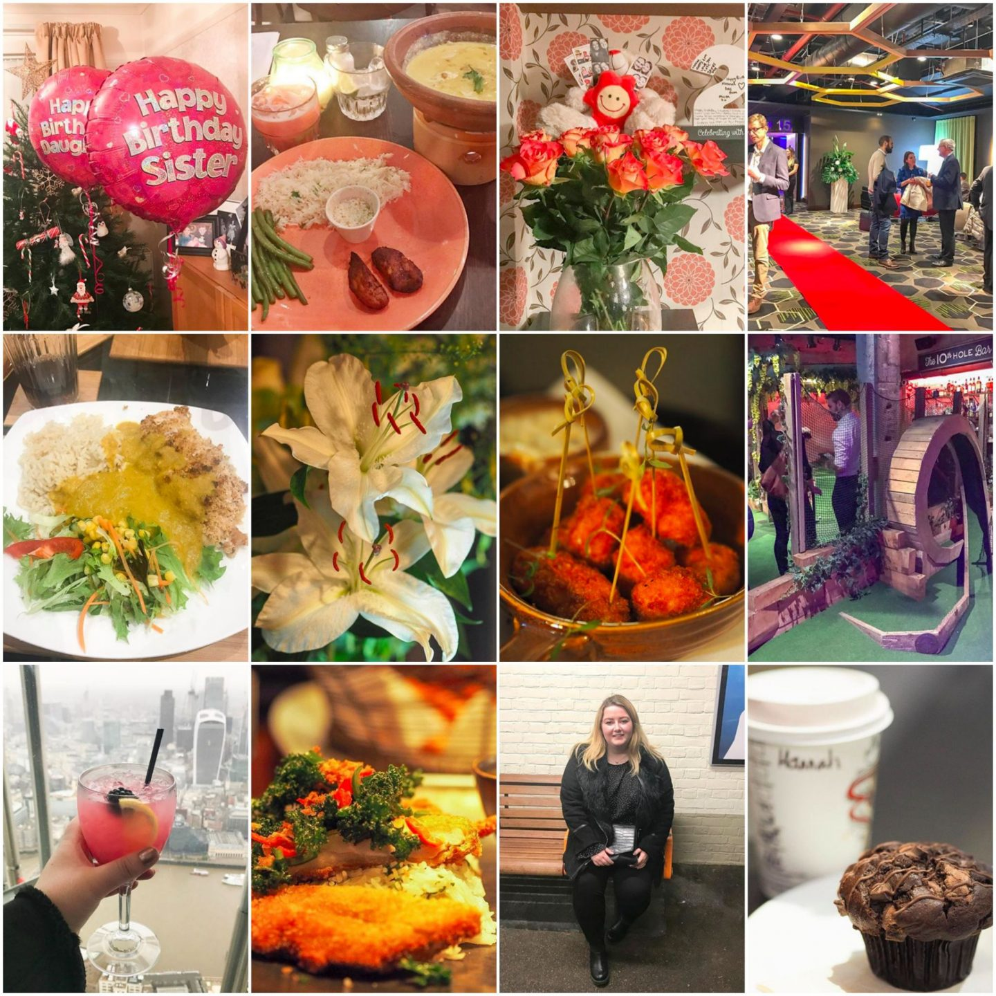 January 2018 my month in photos