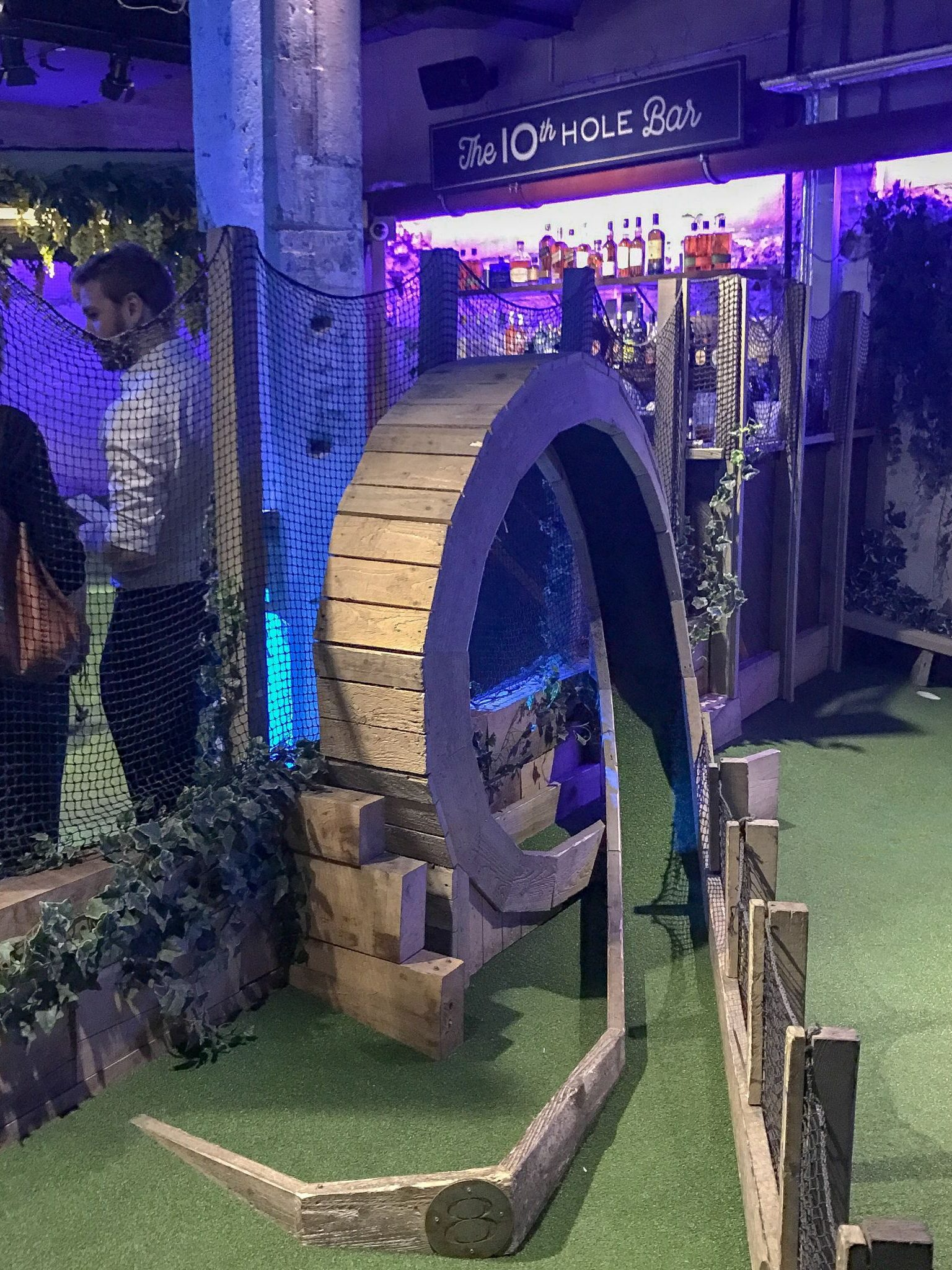 Swingers crazy golf