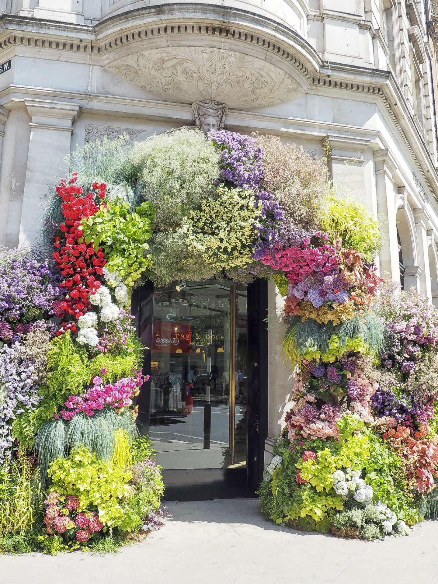 Frida's Belgravia in Bloom