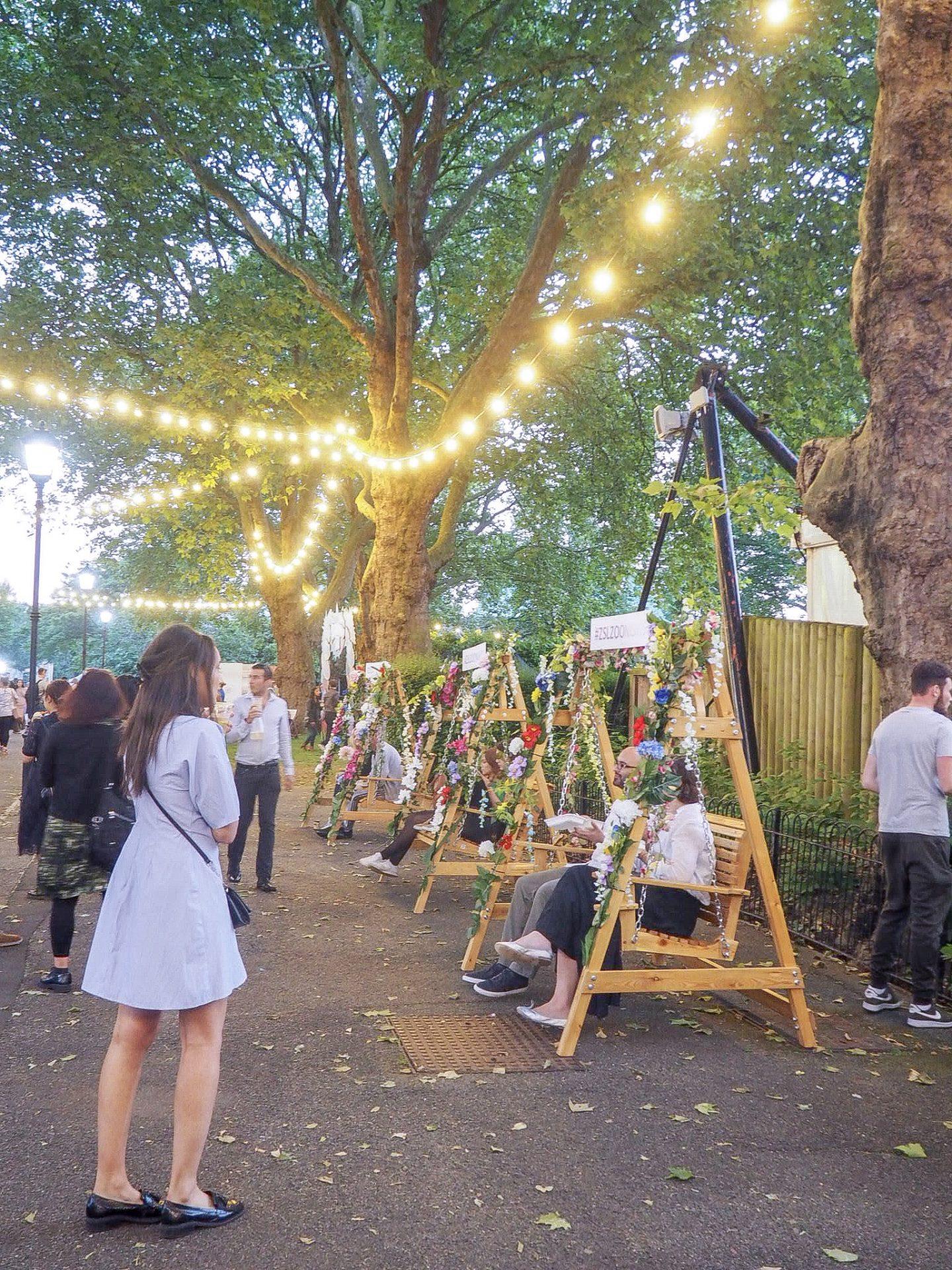 Zoo Nights at ZSL London