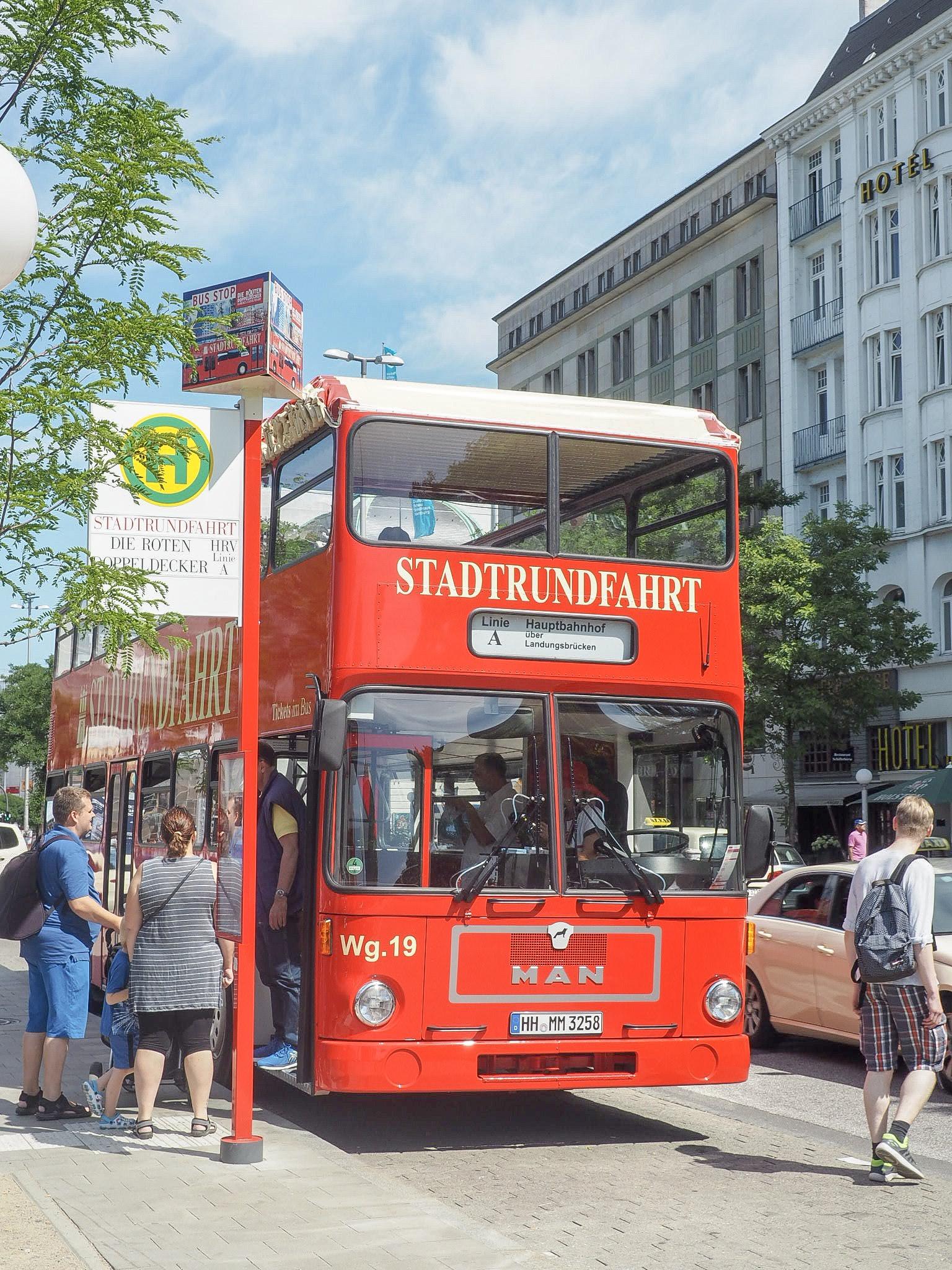 hamburg bus tour