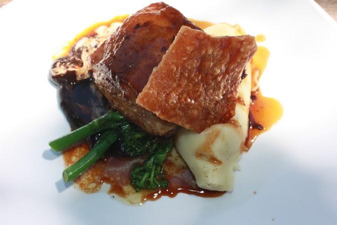 Dedham Boathouse Restaurant menu