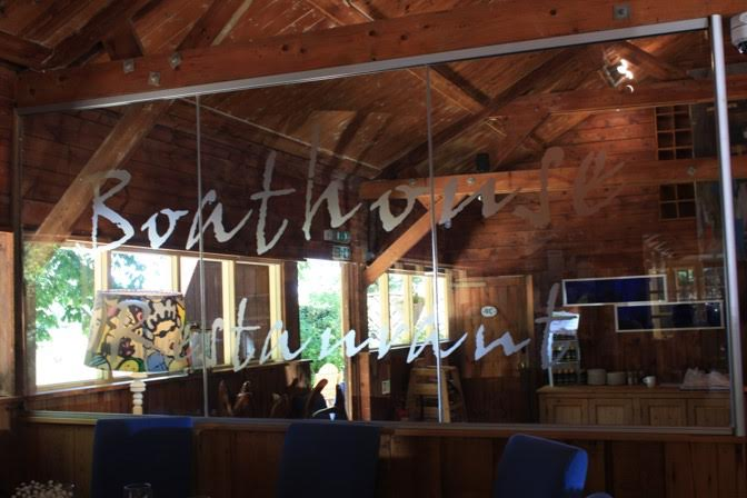 Dedham Boathouse Restaurant | GUEST BLOG