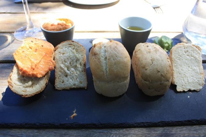 Dedham Boathouse Restaurant starters
