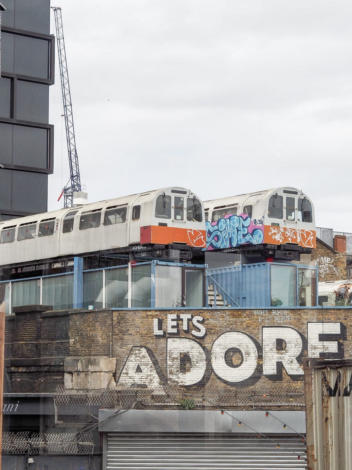 Things to See and Do in Shoreditch