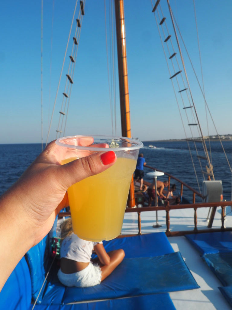 San Antonio II Sunset Boat Cruise