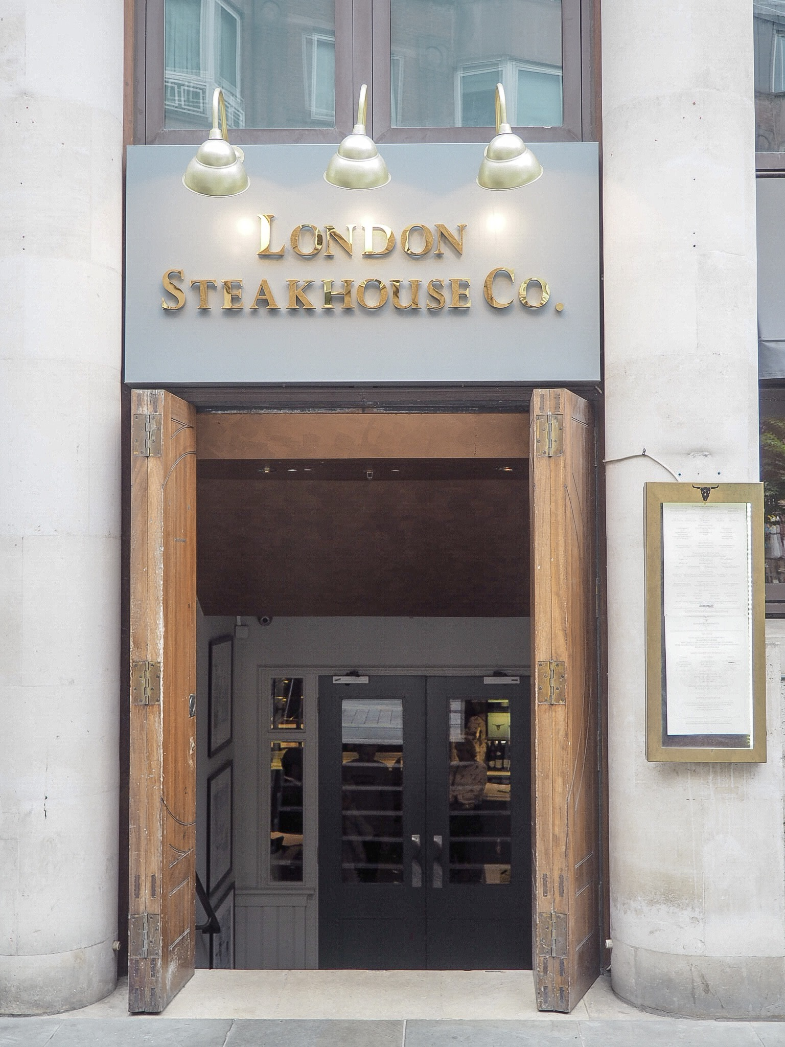 Marco Pierre White steakhouse london