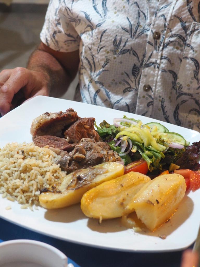 olympus restaurant cyprus