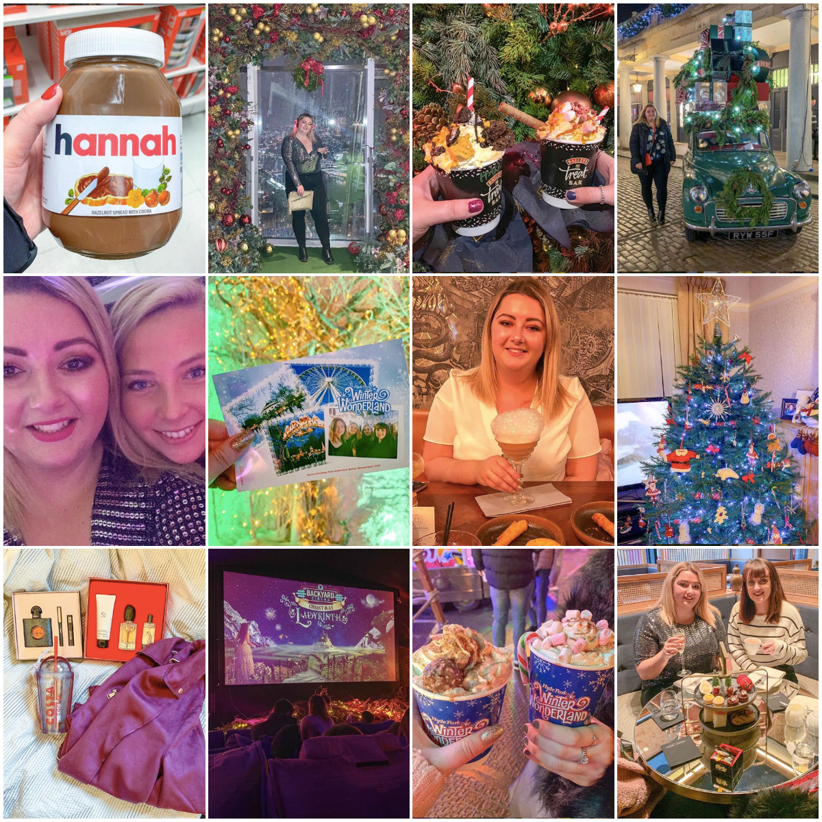 DECEMBER 2018 my month in photos