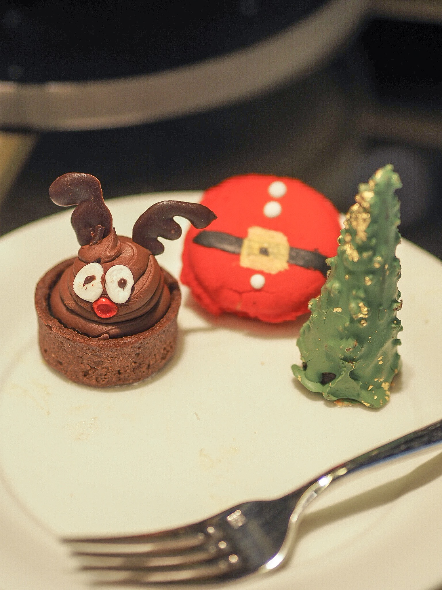 festive afternoon tea at nobu hotel in shoreditch