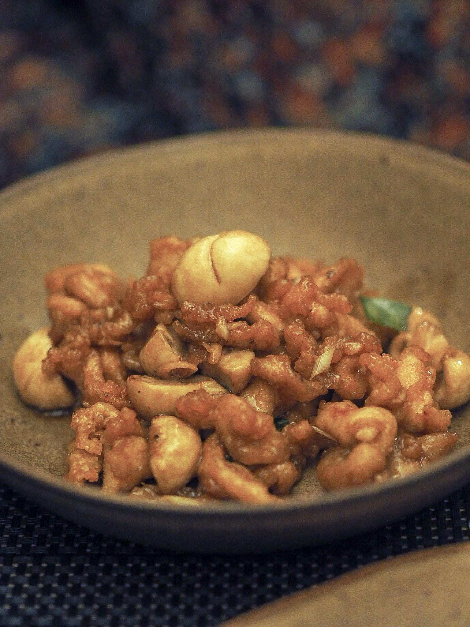 sticky chicken stir fry giggling squid