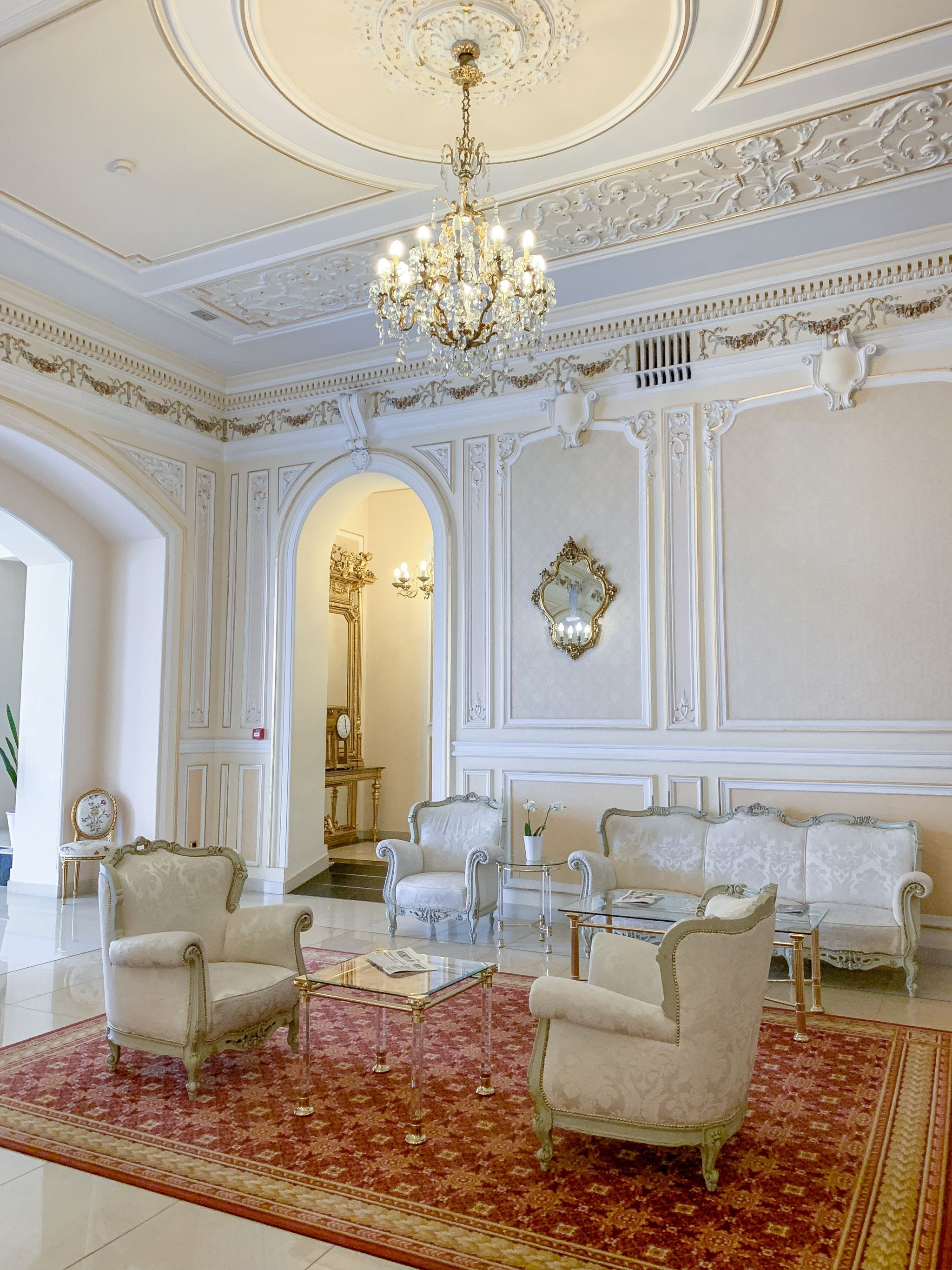 grand hotel continental bucharest