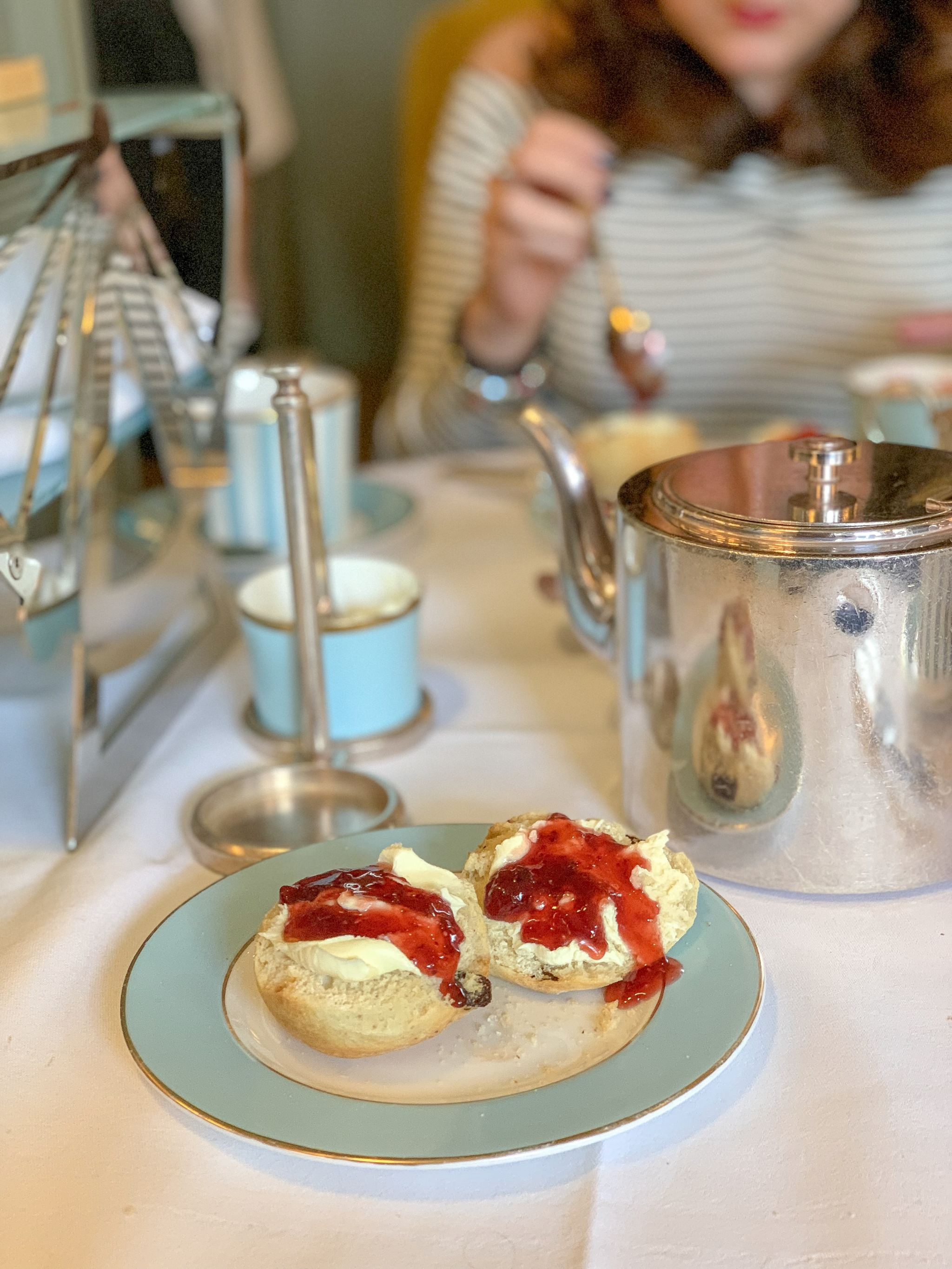 london landmark afternoon tea