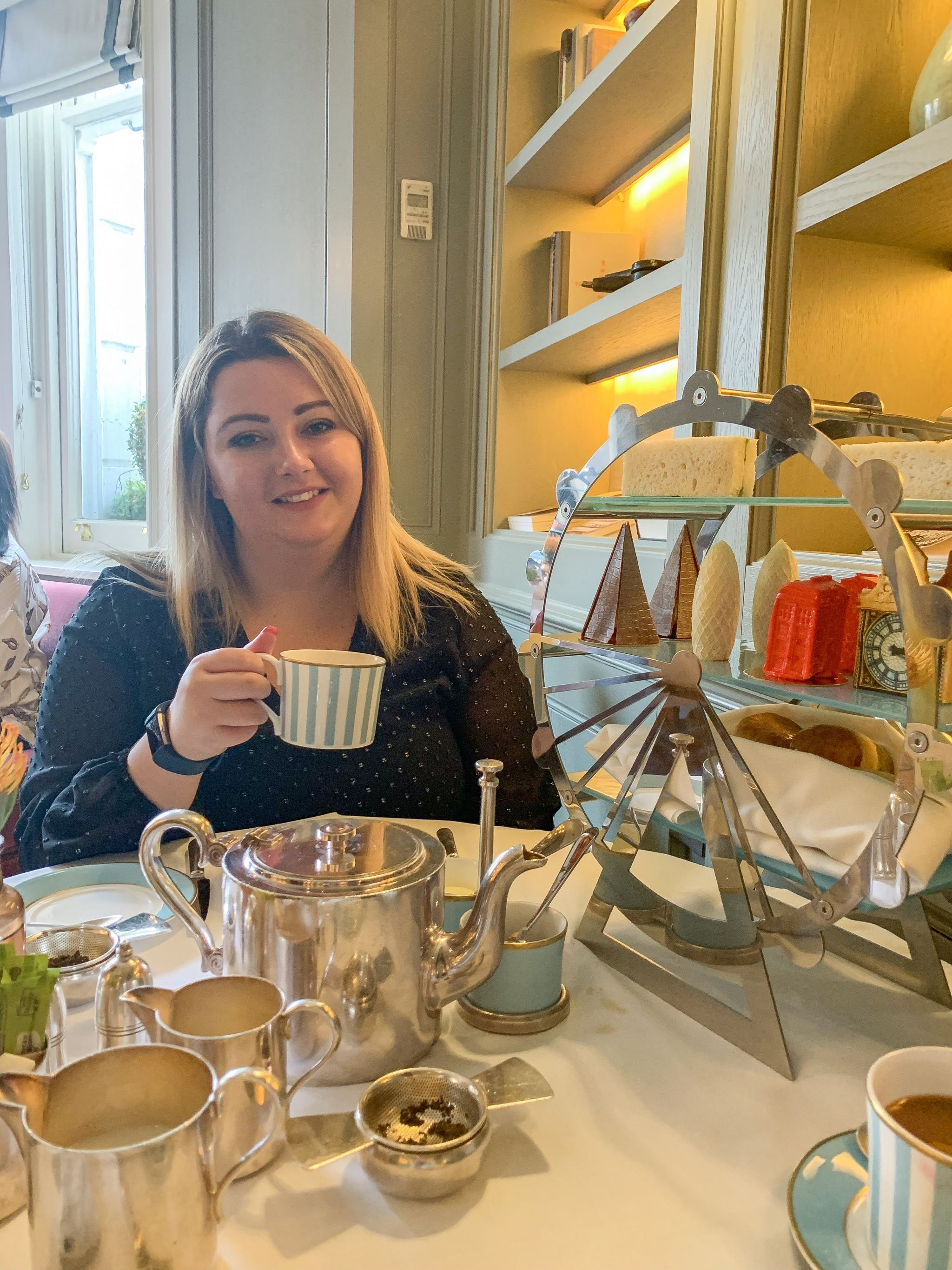hannatalks afternoon tea