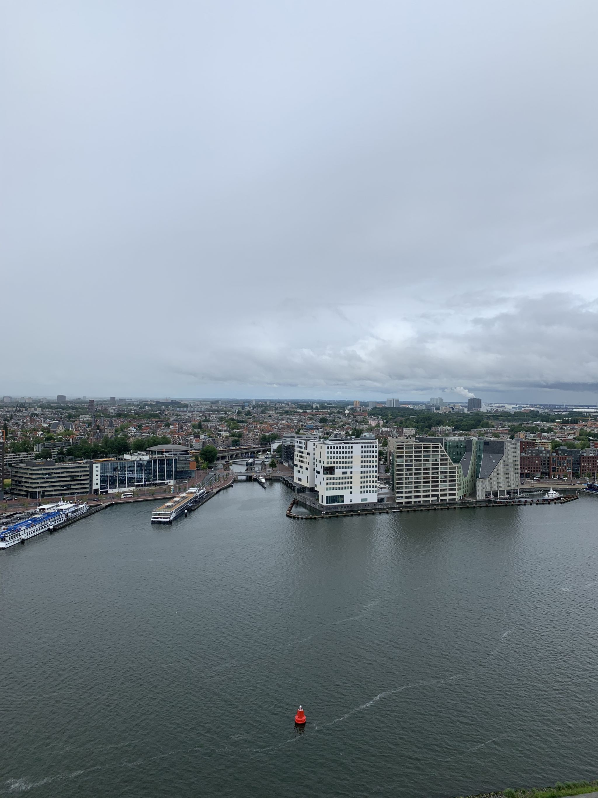 A'DAM Lookout views