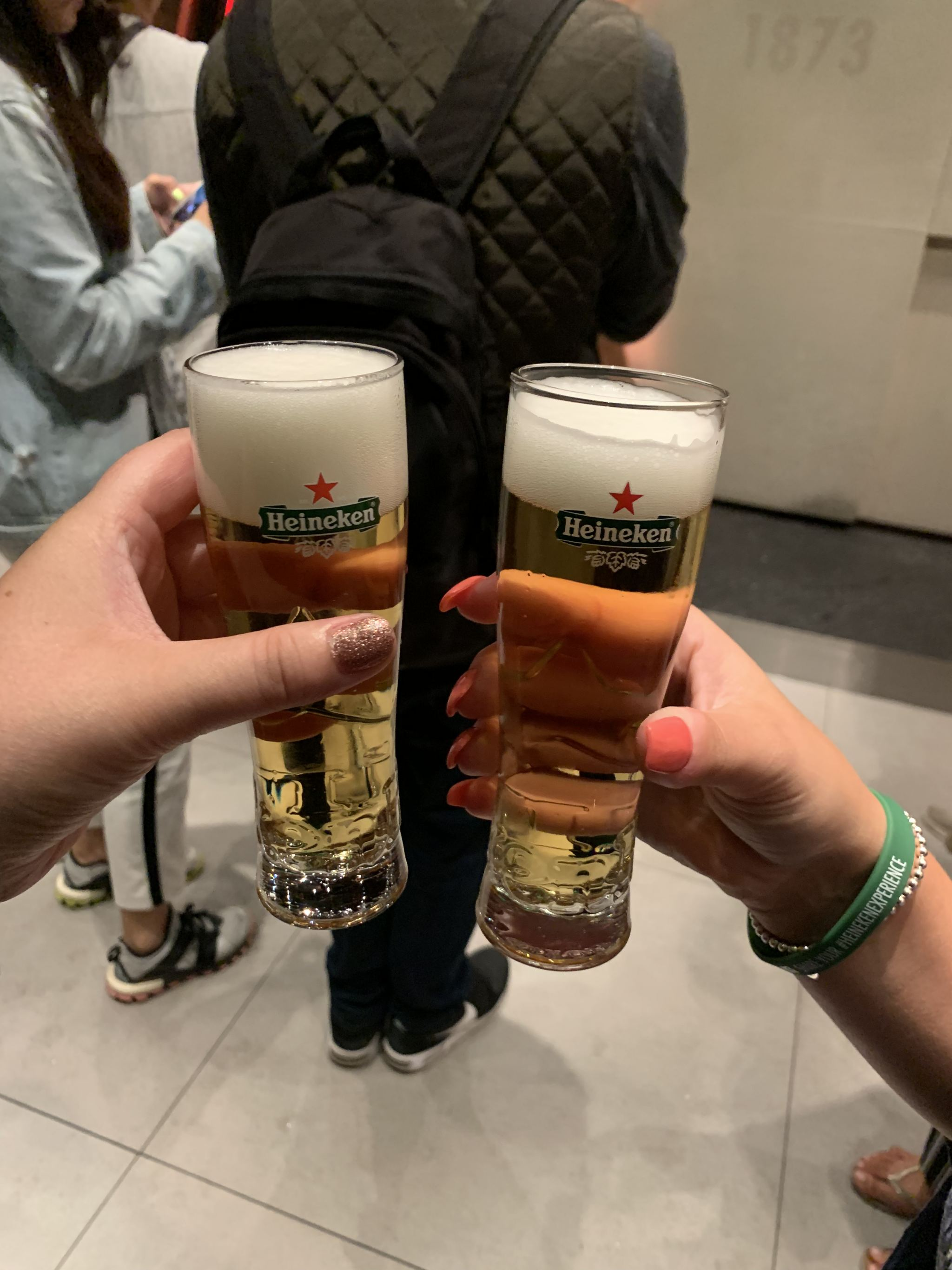 heineken tour in amsterdam