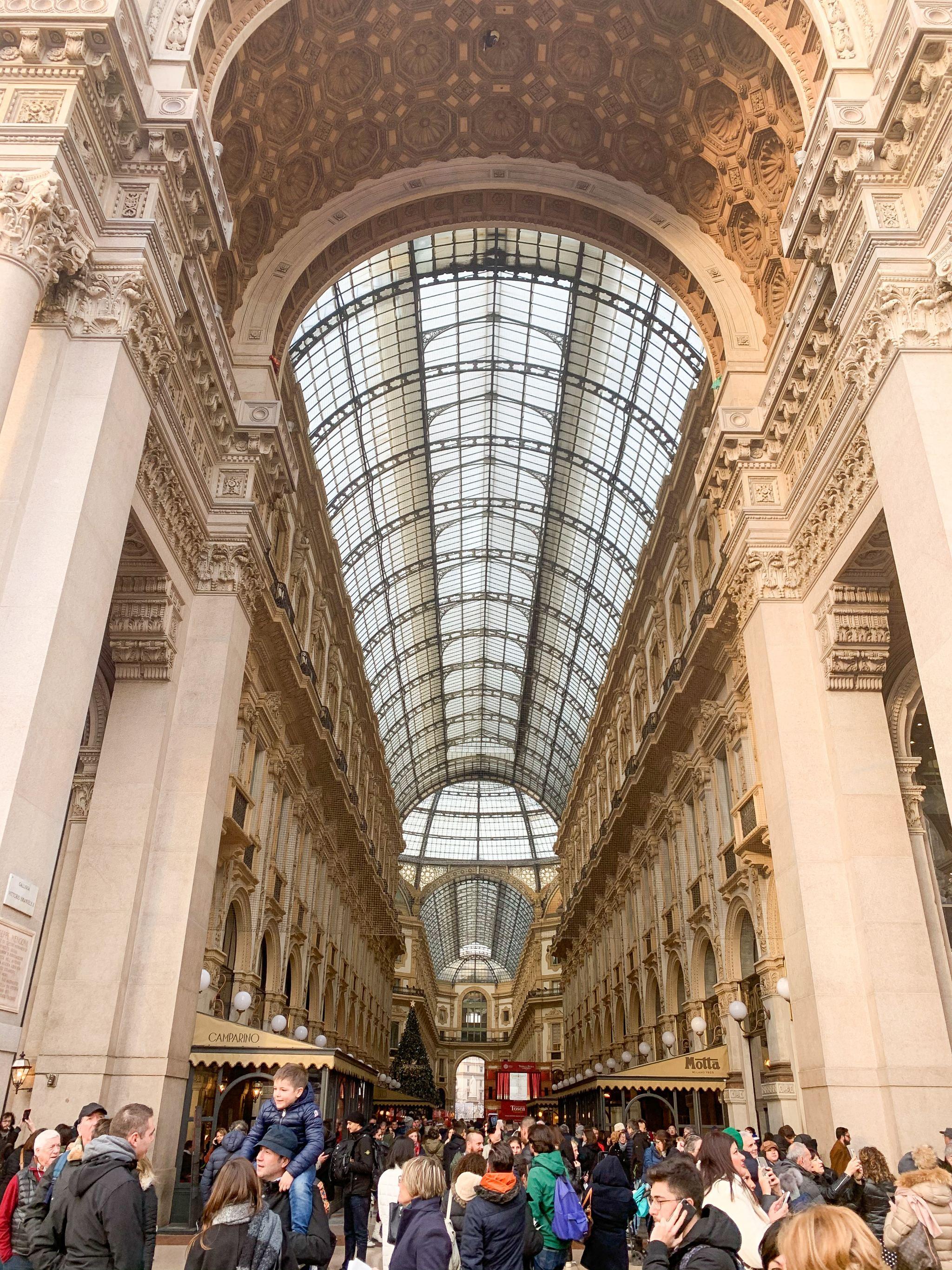 Galleria Vittorio Milan