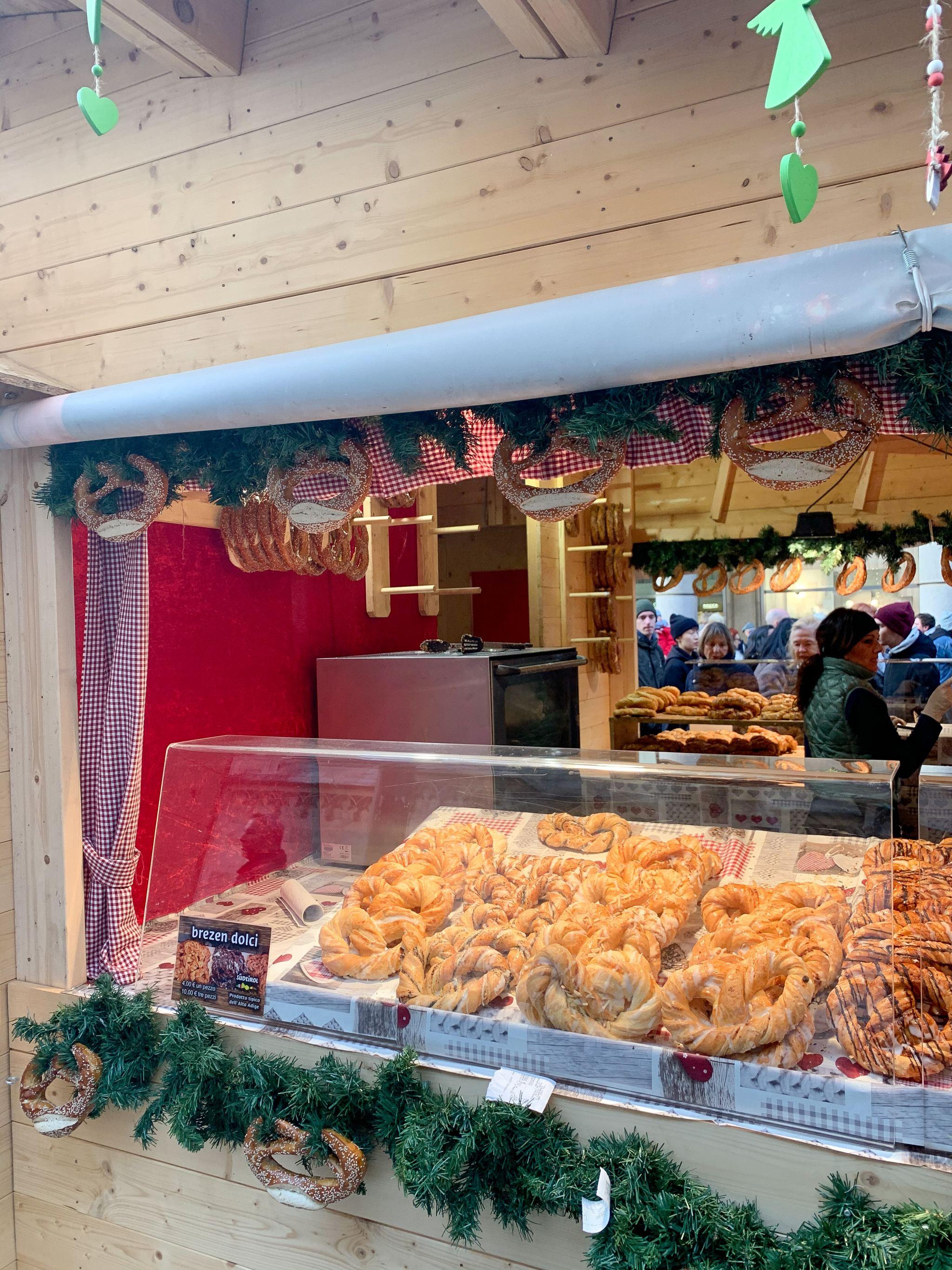 Milan Christmas markets