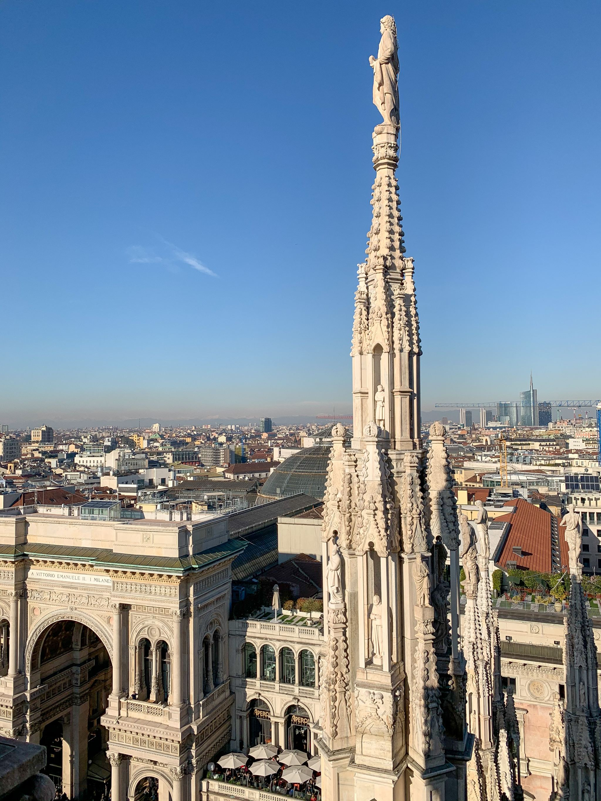 cathedrale in Milan