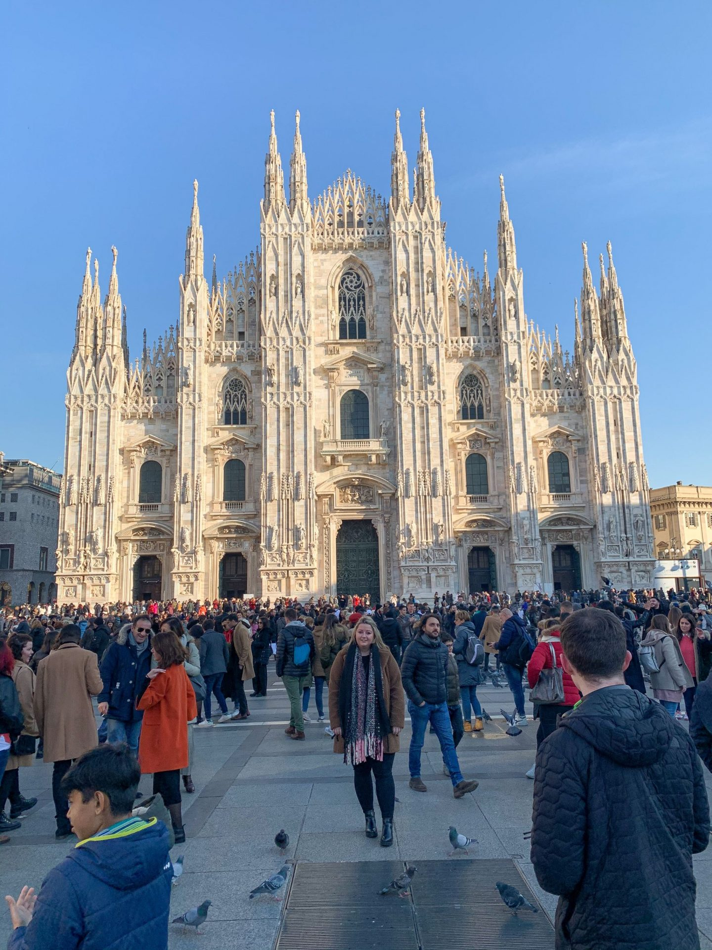 hannatalks Duomo Milan