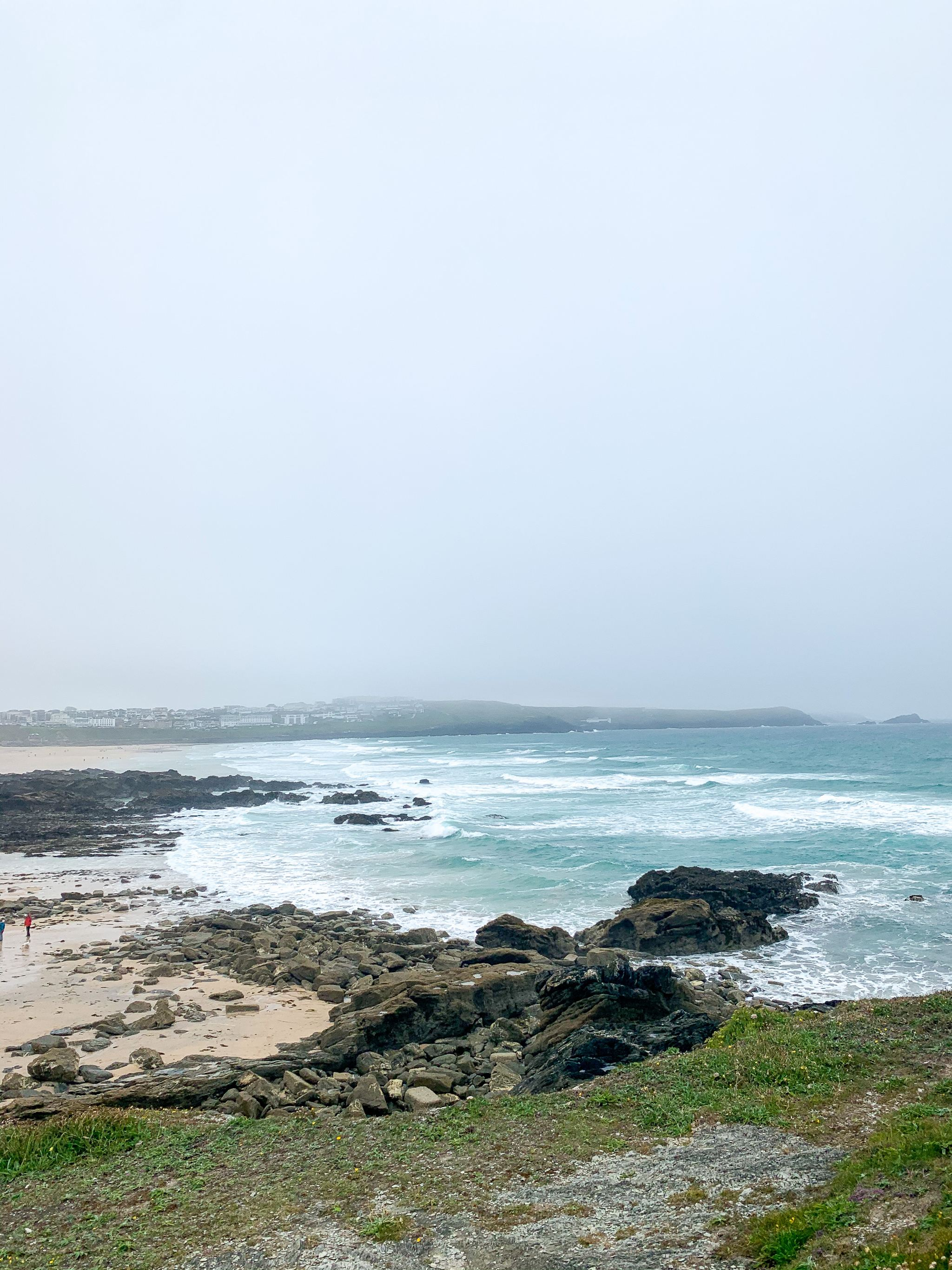 Fistral beach Newquay