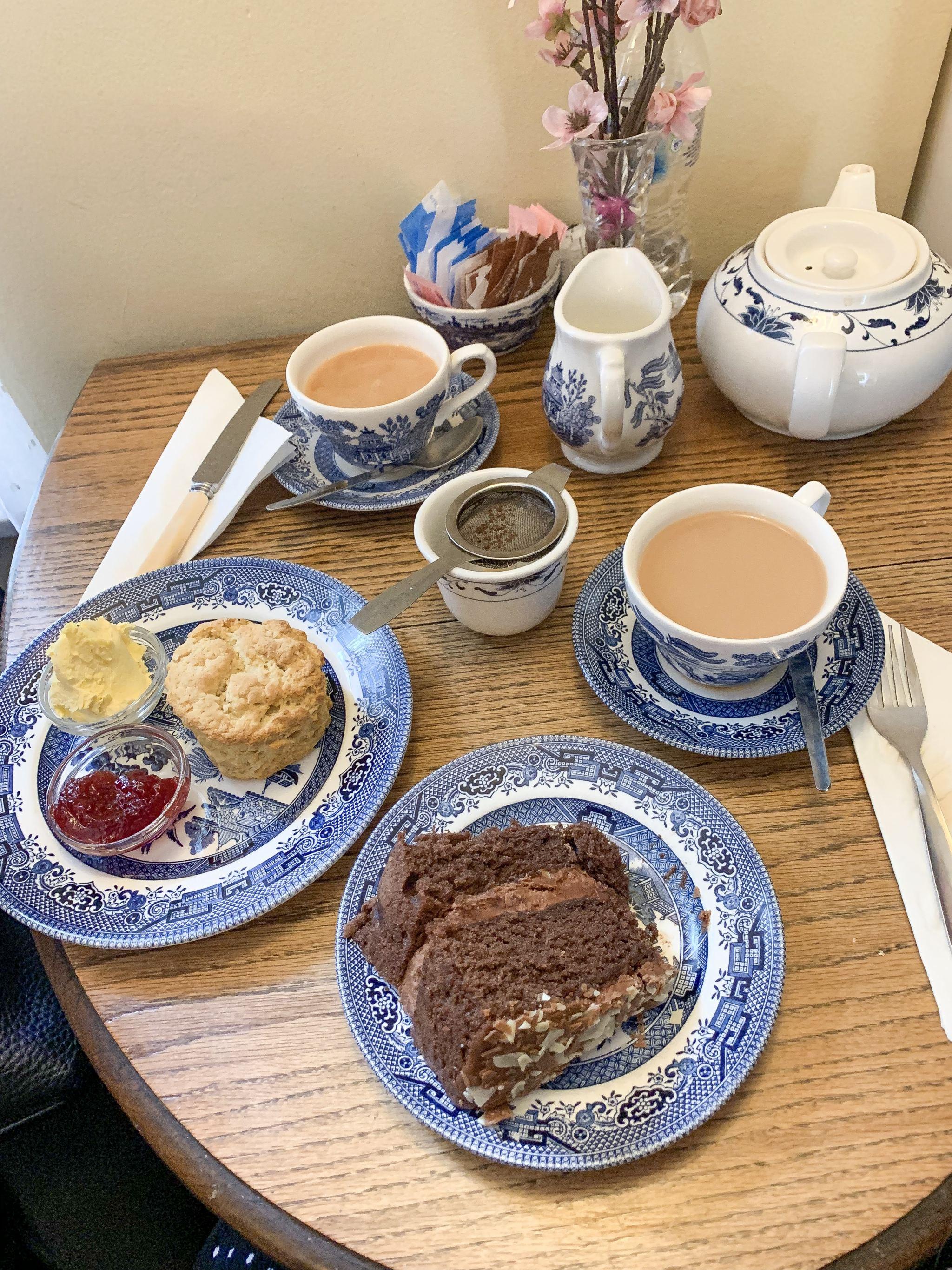 cobbles tea room rye